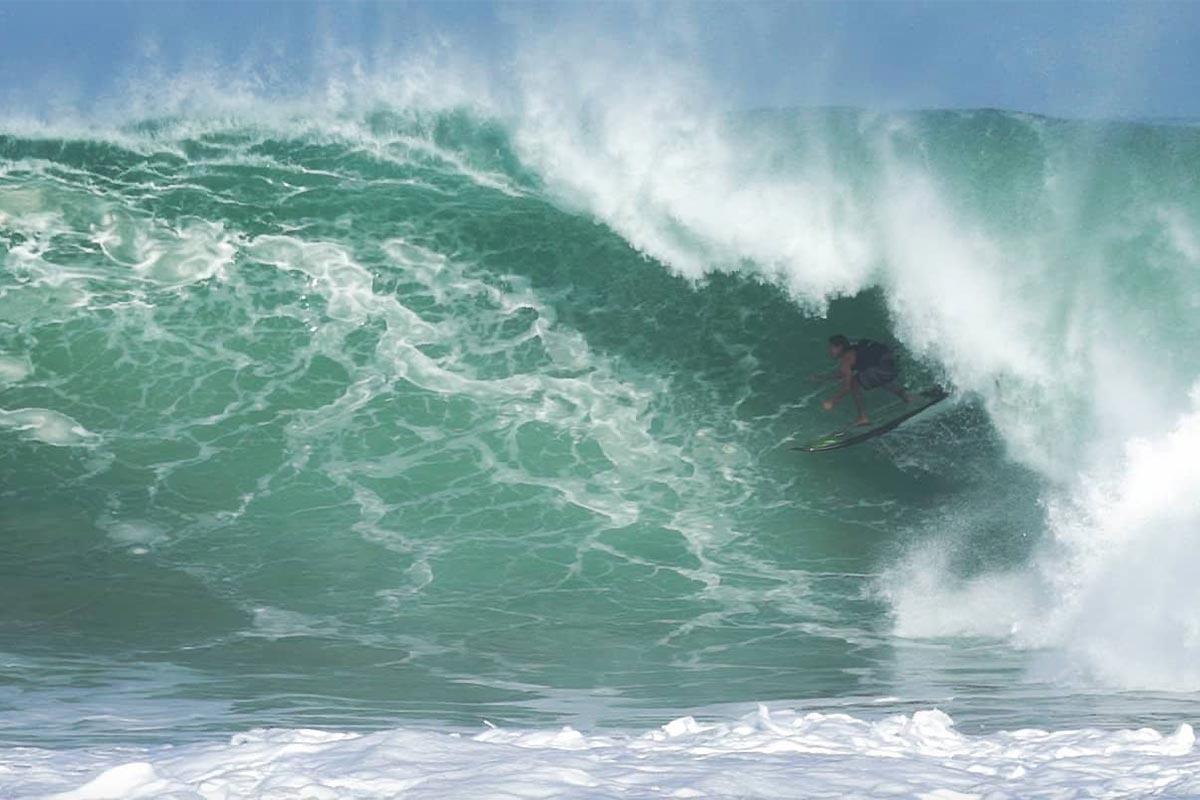 Des conditions XXL à Puerto Escondido !