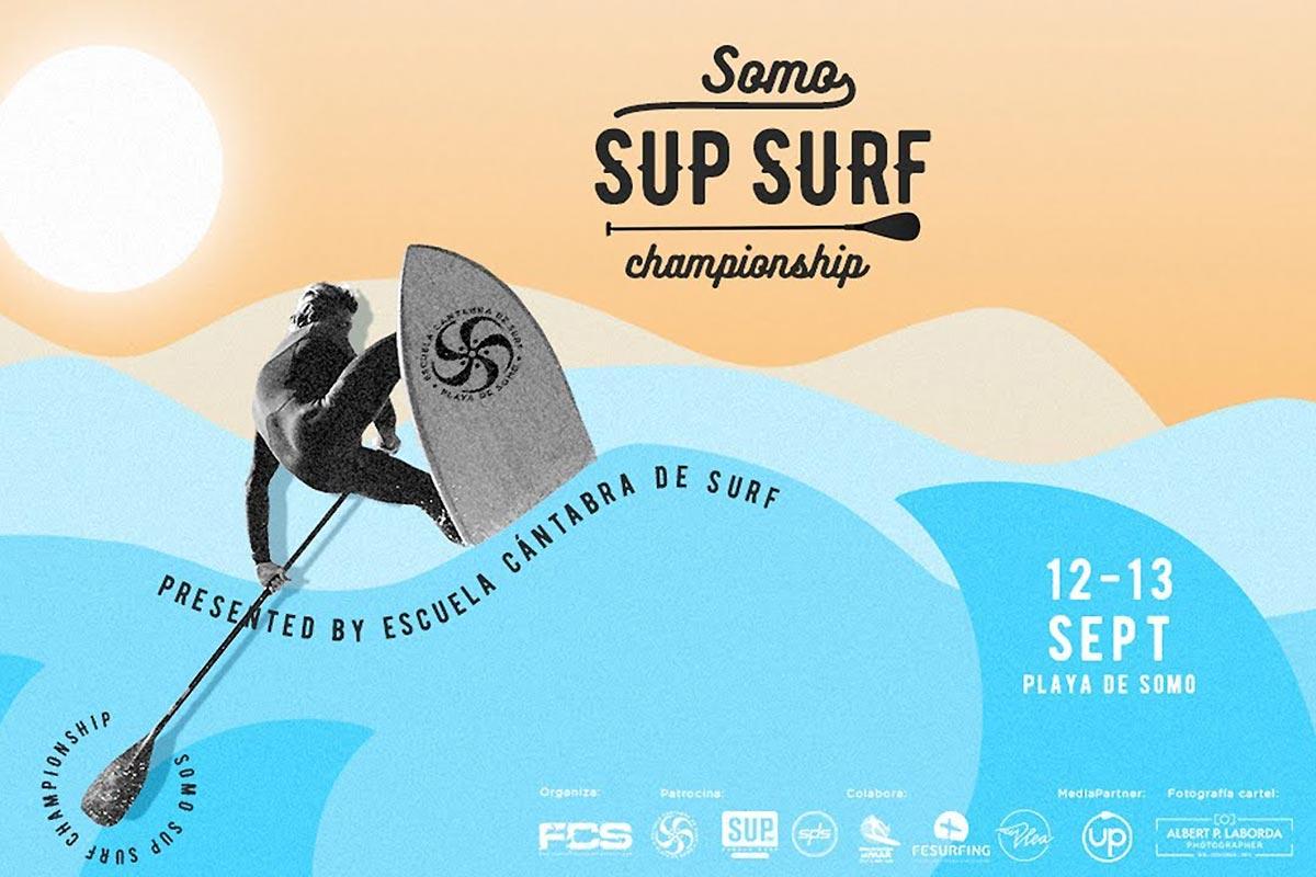 Somo SUP Surf Championship 2019