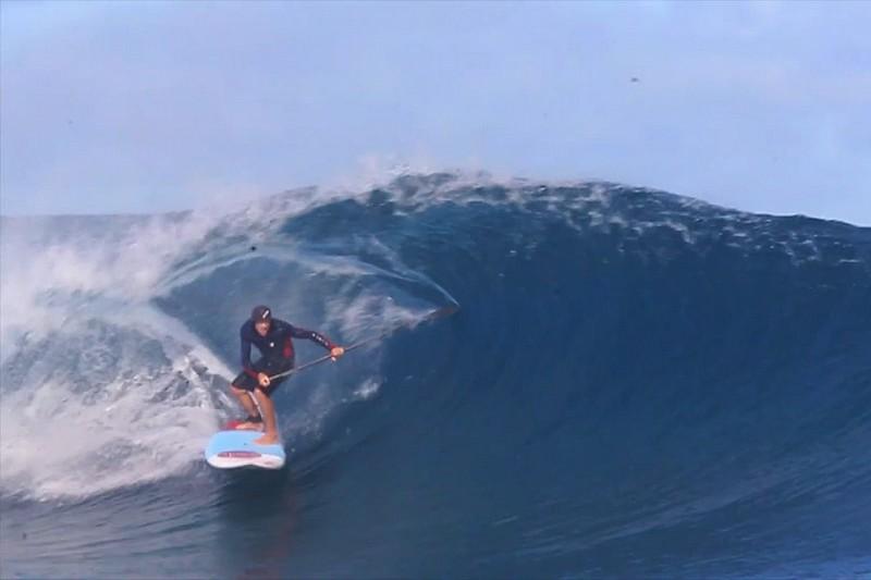 Le team Smik dans le Pacifique Sud