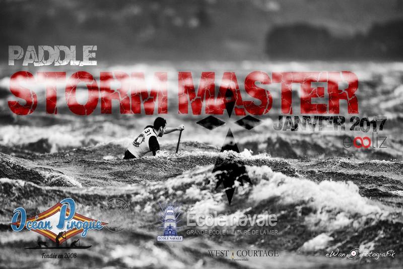 Un avant-goût du Paddle Storm Master !