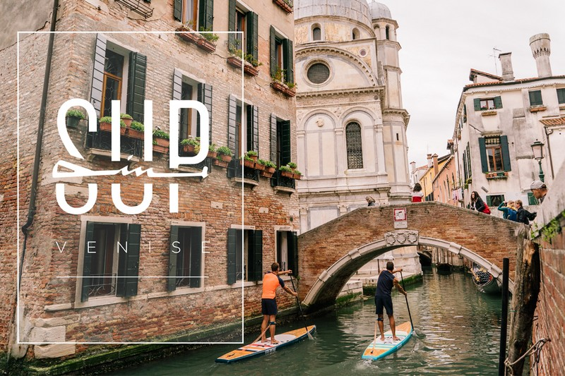 SUPin' Venise