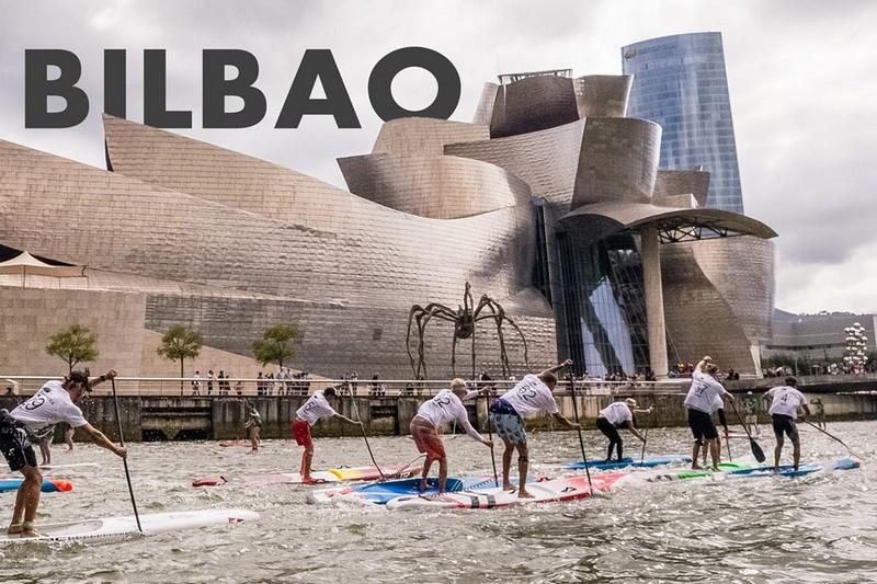 Iberdrola Bilbao World SUP Challenge 2018