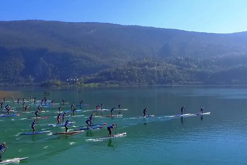 Very Flat Race - Alpine Lakes Tour