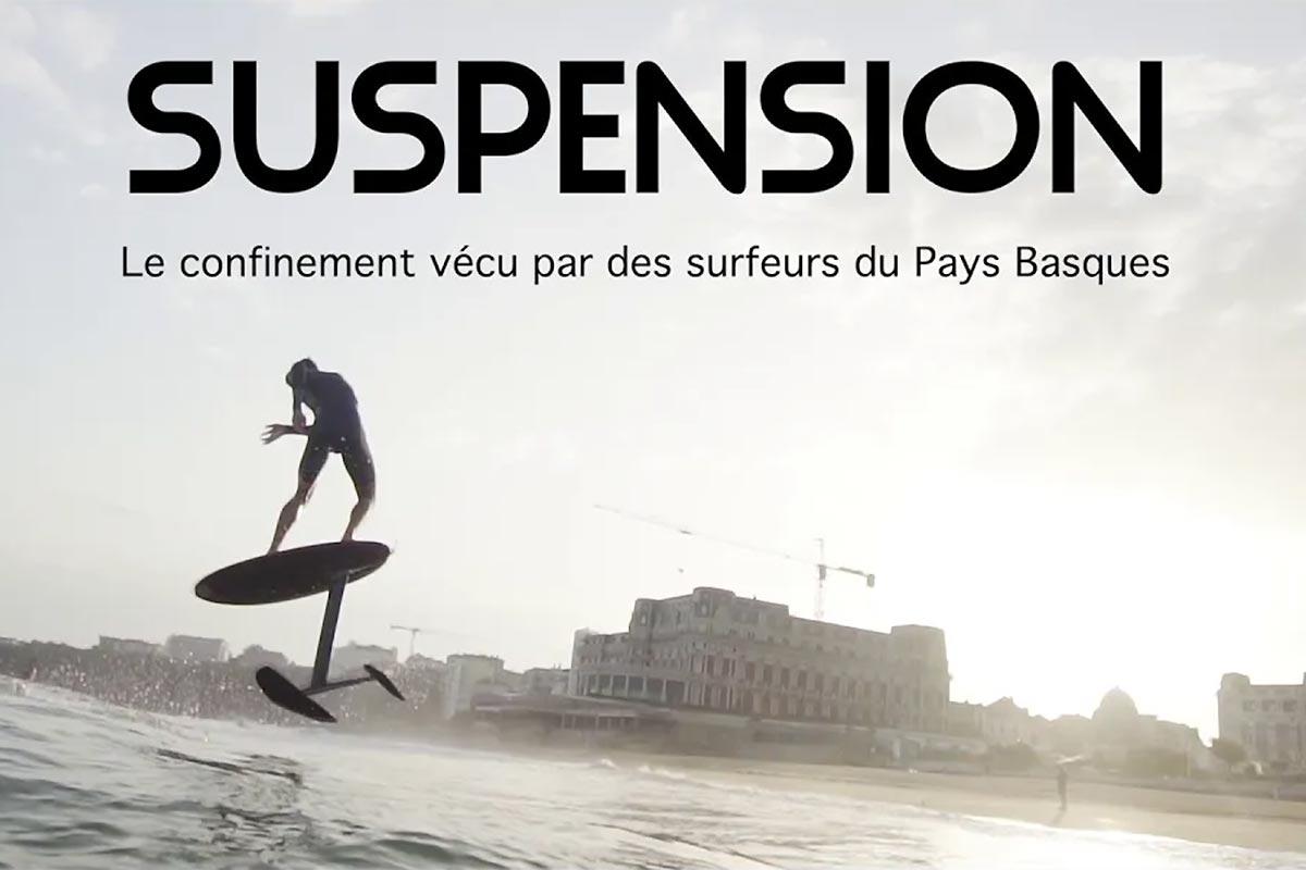 Suspension, la bande annonce